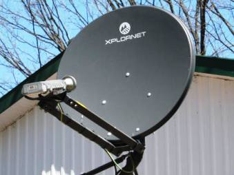 Internet Satellitaire Xplornet