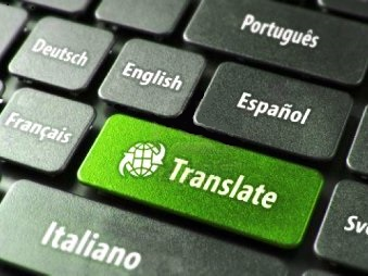 Site de traduction