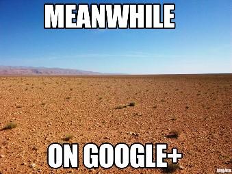 Mort de Google plus