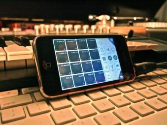 Application de musique
