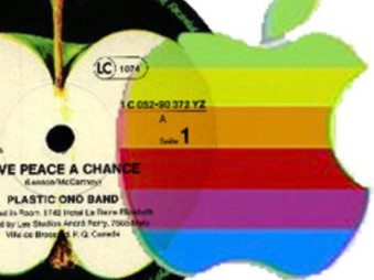 Marque de commerce Apple