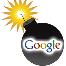 Bombardement Google pour détourner des résultats de recherche post image
